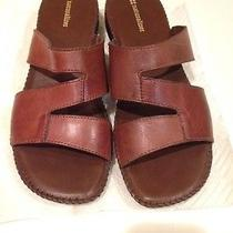 Naturalizer Brown Leather Sandal Photo