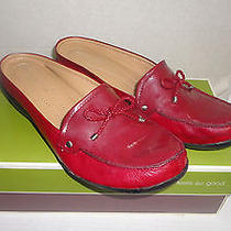 Naturalizer Karelia Venom Red Shoes Womens Size 8 New in Box Photo