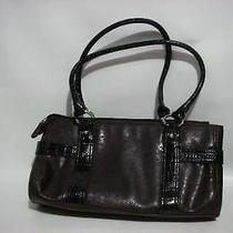 Naturalizer Leather Purse Handbag Photo