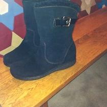 Naturalizer New Suede Boots Photo