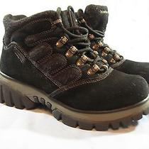 Naturalizer Polartec Leather Insulated Black Hikingcamping Boot Women's 9m Photo