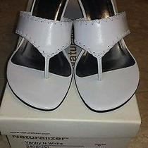 Naturalizer Vanity N White Pumps Nib 7.5 Photo
