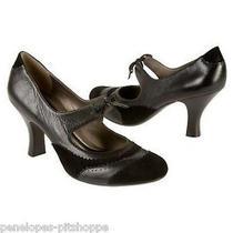 Naturalizer Women's Brando Black Leather Dress Sandal Size 7n Photo