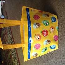 Naturals Kids Carry All Fun Tote Bag Yellow  Lot of 2  Photo
