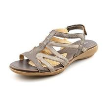 Naturalsoul by Naturalizer Clover Womens Size 10 Bronze Leather No Box Photo
