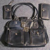 Navy Blue Avon Handbag Photo