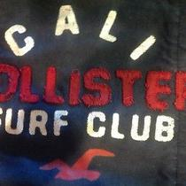 Navy Blue Hollister Surf Bag Photo