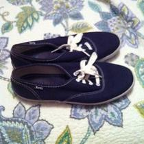 Navy Blue Keds Photo