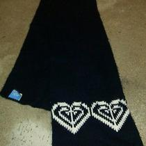 Navy Blue Roxy Scarf Photo