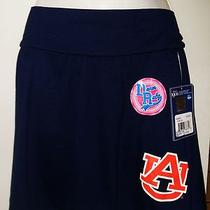 Ncaa Auburn Au Tigers Dorm Skirt Pjs Loungewear Womens Jr Xl Graduation Gift New Photo