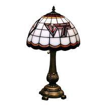 Ncaa Virginia Tech Hokies Tiffany Table Lamp Photo