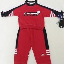 Ncaa Wi Badger Infant Sweatsuit 24 Months Photo