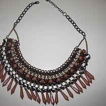 Necklace From Zara Photo
