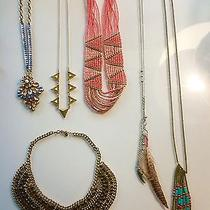 Necklaces From Madewell Urban Outfitters & Anthropologie Photo