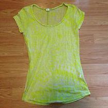 Neon Green Reebok Shirt Photo