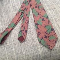 Never Used Lanvin Pure Silk Necktie Photo