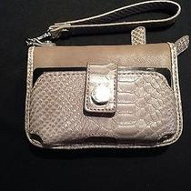 Never Used Wristlet for Cell Phone and Wallet From the Limited in Taupe Photo