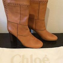 Never Worn Chloe Heeled Ankle Boot Photo