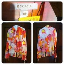 Never Worn Escada Shirt (Blouse) Size 46 Photo
