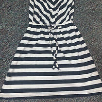Never Worn Mossimo Romper Strapless Striped Womens Size Xs Photo