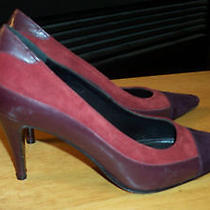 Never Worn Size 6 1/2 Italian Pumps Photo