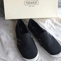 Never Worn Women's Coach Karma Shoes Size 8  Photo