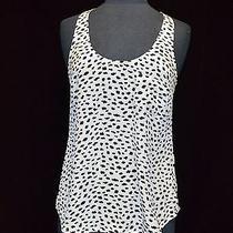 New 100% Authentic Joie Porcelain Silk Blouse Top Size S Nwt 138 Photo