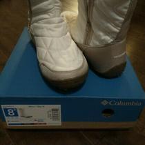 New 110 Womens Columbia Minx Slip Iii Waterproof Boots Size 8.5  Photo