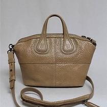 New 1750 Givenchy Micro Messenger Nightingale Calf Leather Bag  Photo