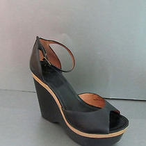 New 180 Joie Blair Wedge Sandal 9.5 Photo