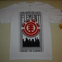 New 2013 Element Mens Buildings Tshirt Shirt Tee Large Photo