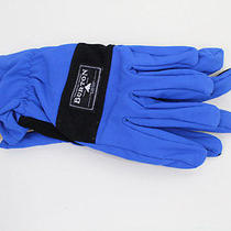 New 2014 Burton Touch and Go Softshell Gloves Large Cyanide Photo