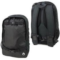 New 2014 Nixon Smith Skatepack Ii Backpack/school Bag Black Photo