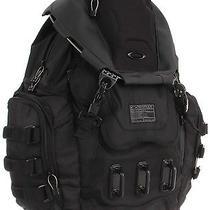New 2014 Oakley Kitchen Sink Backpack Stealth Black Tactical Laptop Pack Metal Photo