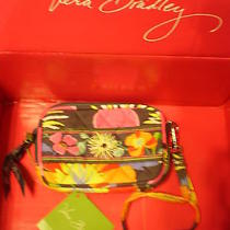 New  25.00 Vera Bradley Tech Case Jazzy Blooms Pattern New Holds Iphone Mp3  Photo