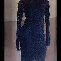 New 2ym Victorias Secret Mod Open Back Long Sleeve Premium Sweater Dress Szs Photo