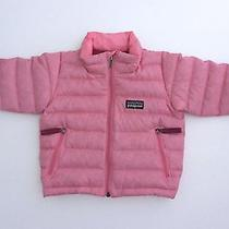 New 3 Months Pink Girls Patagonia Baby Down Sweater Jacket Infant Nwt Photo