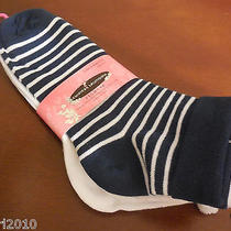 New (3) Pack Chinese Laundry Anklets Legwear Socks Size 9-11 Photo