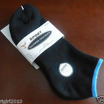 New (3) Pack Chinese Laundry Sport Socks Size 9-11 (Free Shipping) Photo