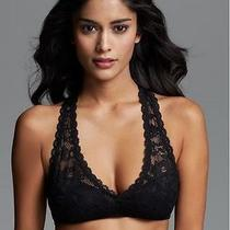New 52 Cosabella 'Never Say Never Racie' Racerback Bralette Medium Black Photo