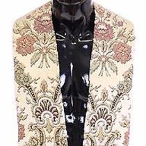 New 550 Dolce & Gabbana Scarf Men's Beige Silk Jacquard Shoulder Priest Stole Photo