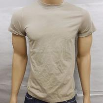 New 55dsl by Diesel Mens Brown Taped Jersey Graphic Print Tee T-Shirt Size Xs Photo