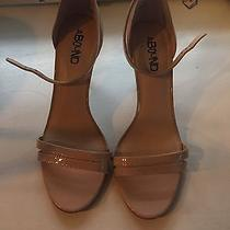 New Abound Blush Nude Strappy Sandals Ankle Strap Nordstrom Size 7.5 Photo