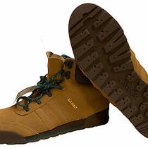 New Adidas Jake Blauvelt Boot 2.0 Leather Hiking Shoes Brown Green Size 11 Photo
