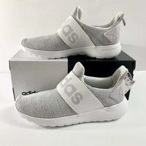 New Adidas Lite Racer Cloudfoam Women's Size 8.5 Slip on Sneakers (Eg3569) Photo