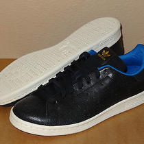 New-Adidas Stan Smith Shark W  Full Leather Women's Shoes Sz Us 8 Photo