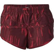 New Adidas Stella Mccartney Run Performance Printed Shorts Sz Xs S M Gym Pants Photo