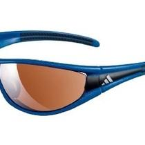 New Adidas Sunglasses Evil Eye A266 006077 Large Blue - Lst Active Lens Photo