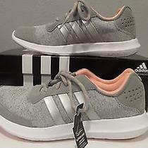 New Adidas Women's Element Refresh Grey Super Plush Feel Running Shoes Size 8  Photo