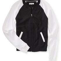 New Aeropostale Women's Colorblocked Full-Zip Bomber Jacket Size Xs Photo